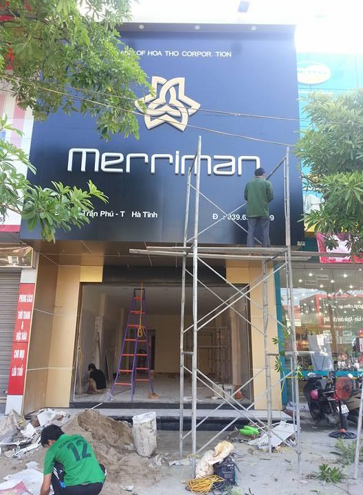 Làm biển quảng cáo shop quần áo thời trang tại Hà Tĩnh